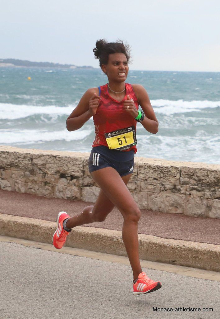 photos du marathon nice cannes 2018