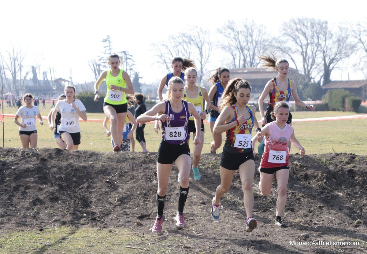 1/2 finale chpt france de cross 2019 au pontet