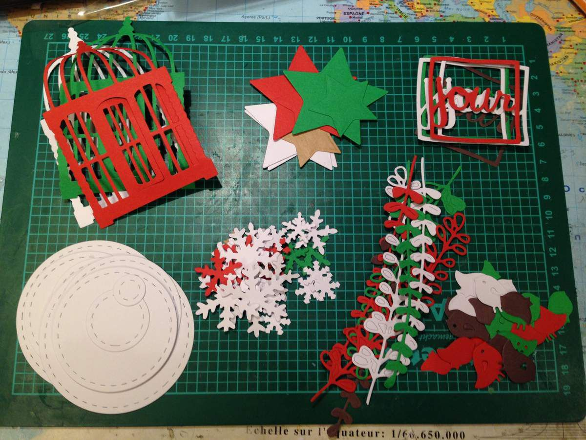 la magnifque PL de TITEMAG, recto, verso, les petits cadeaux et les découpes en plus !