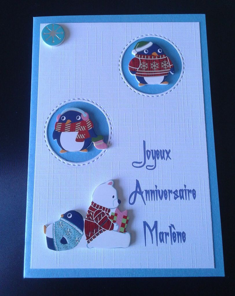 carte by manou pour l'occasion