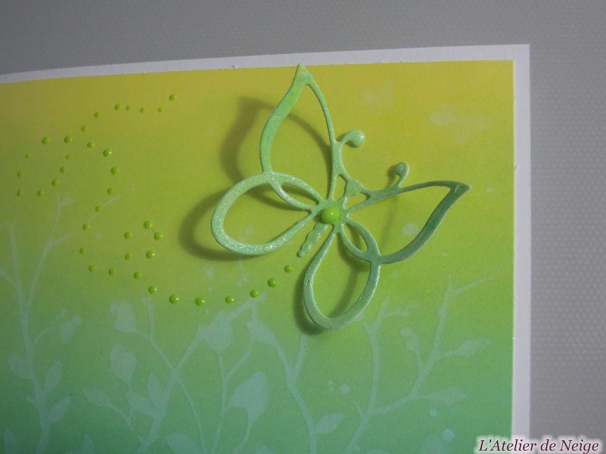 462 - Carte Printanière