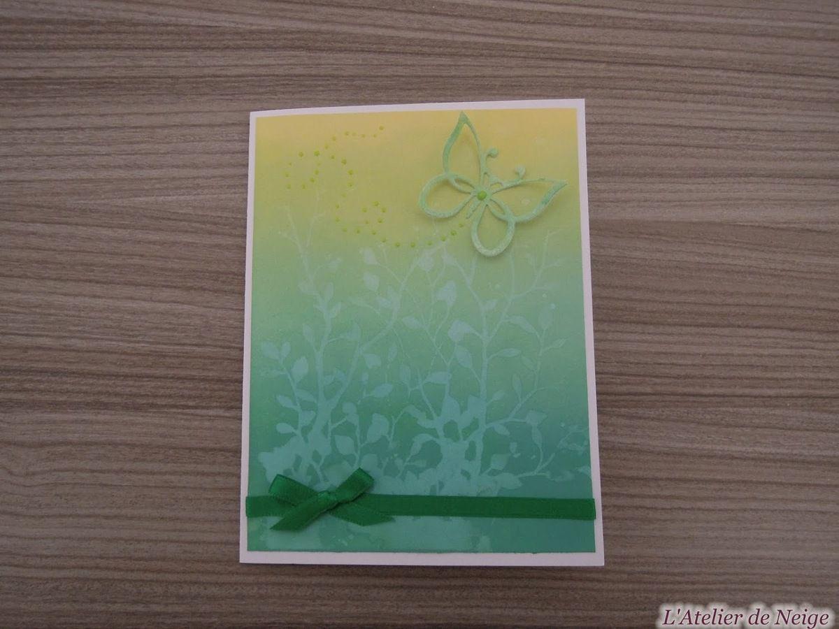 460 - Carte Printanière