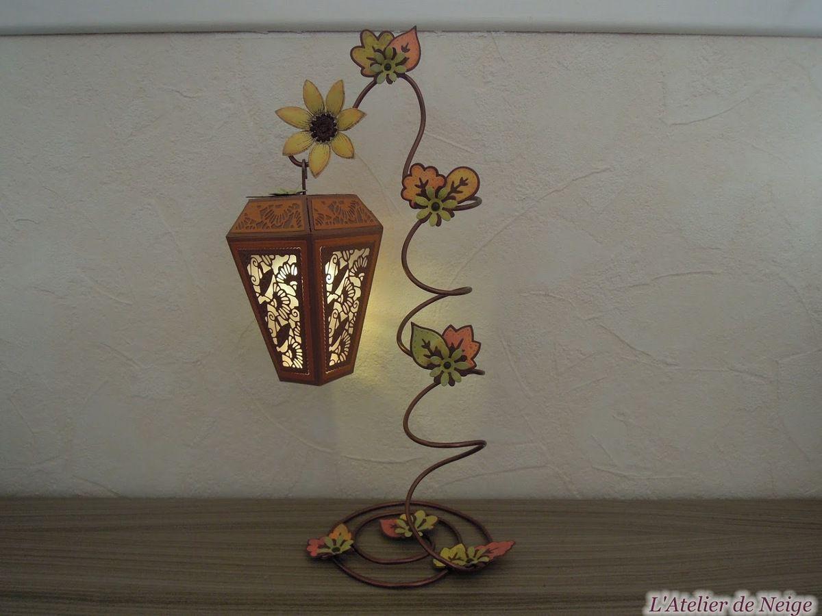 216 - Lanterne Automnale