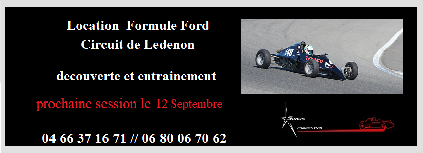 location formule ford swift