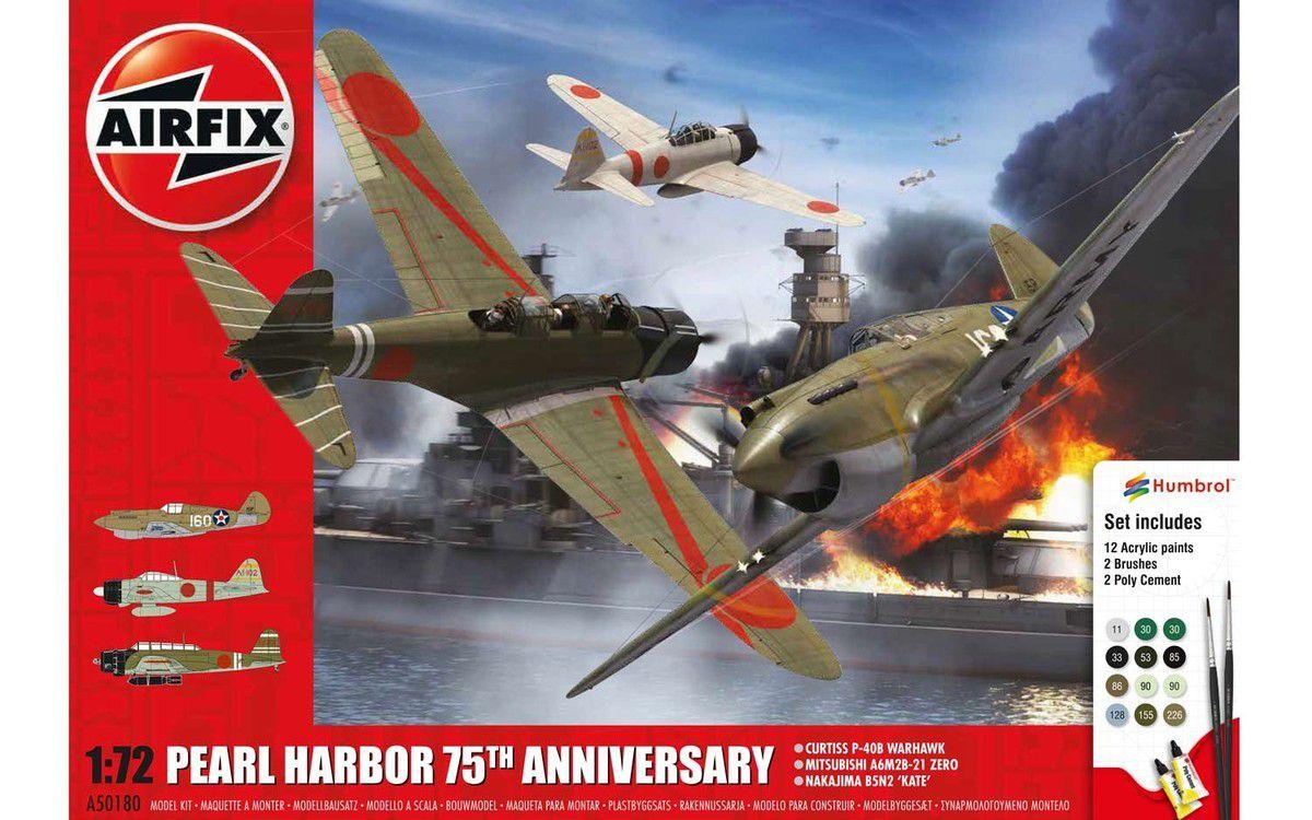 Pearl-Harbor : 75 ans !