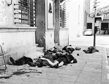 Fusillade de la Rue d'Isly le 26 mars 1962