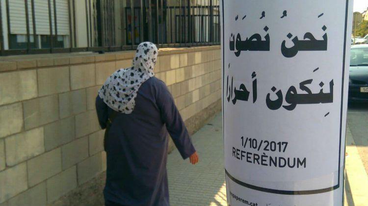 Catalogne : Les séparatistes Catalans font appel au vote immigré arabo-musulman .
