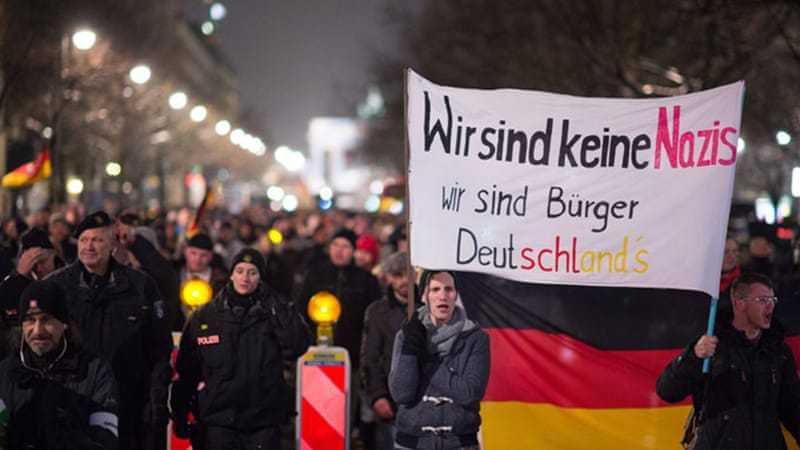 Cheimnitz : Das Volk steht auf, der Sturm bricht los !