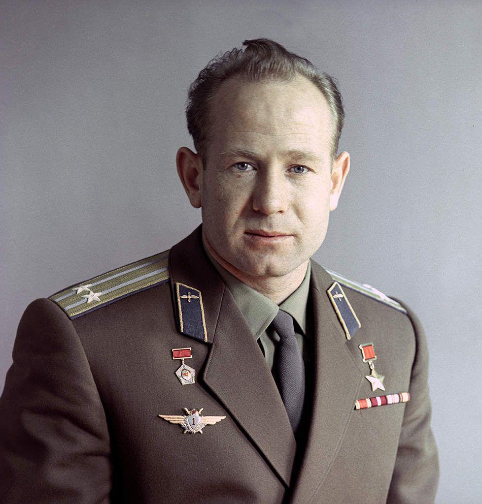 Alexeï LEONOV ( 1934-2019) : Знаете, каким он парнем был !