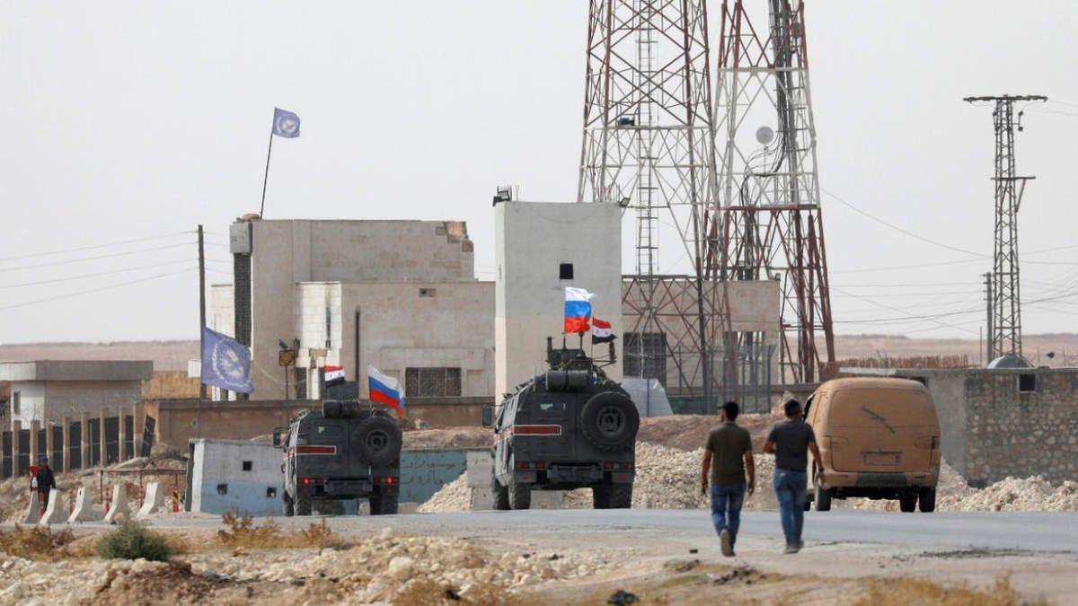 Syrie : Dans la peau d'un soldat - Etasunien à Manbij