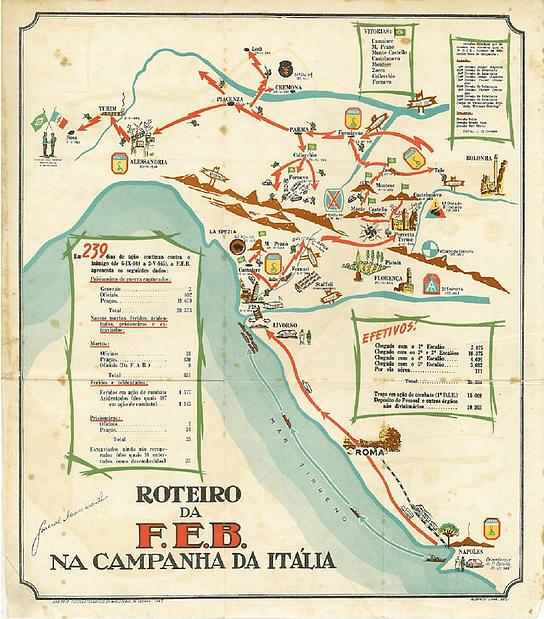 Il y a 75 ans , le 2 mai 1945 , l'armée Brésilienne empêchait la France d'annexer le Val d'Aoste , Turin et le Piémont .
