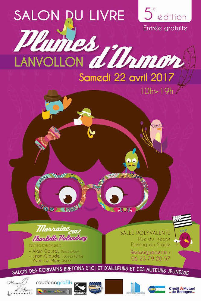 Salon du livre / Lanvollon (22)