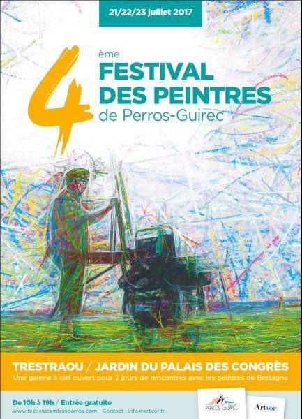 expo / Festival des peintres à Perros