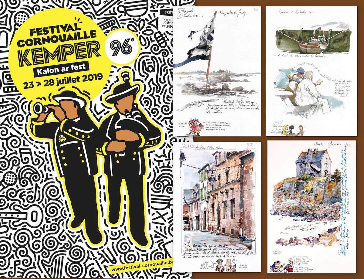 Actualités / Festival de Cornouaille