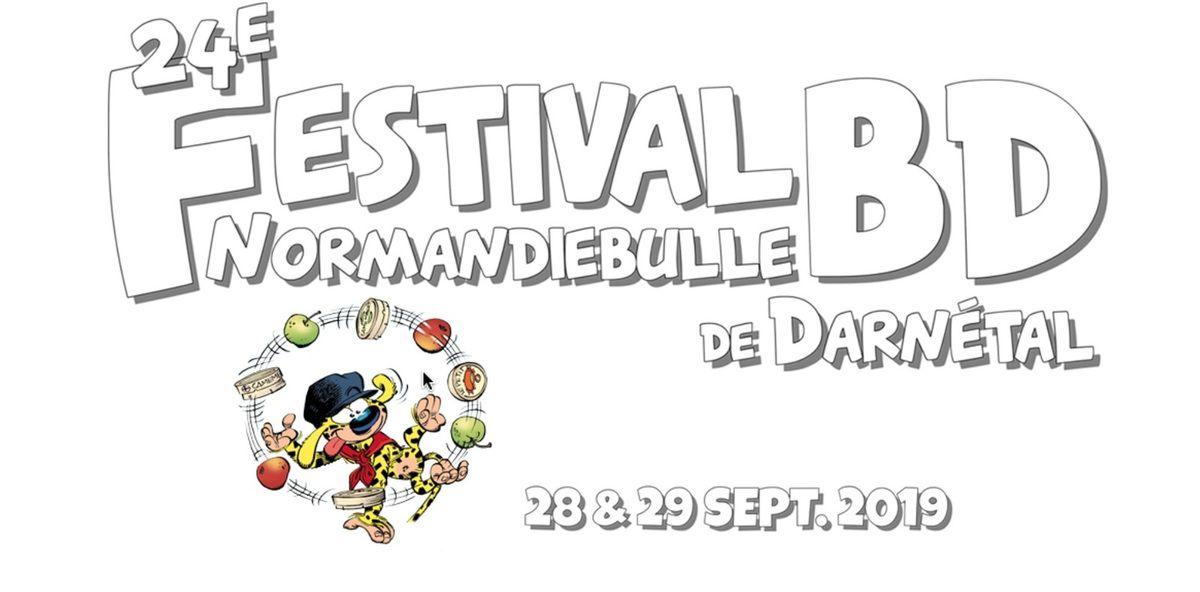 Festival BD / Normandiebulle