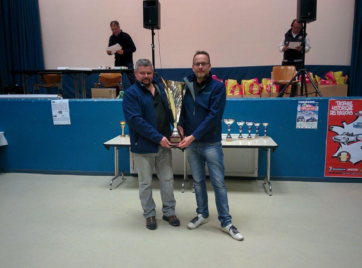 Ronde des Adhémars - 25 Février 2017 - Trophée DSP & THRF - Les résultats
