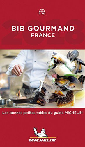 La couverture du Guide Michelin Bib Gourmand 2019