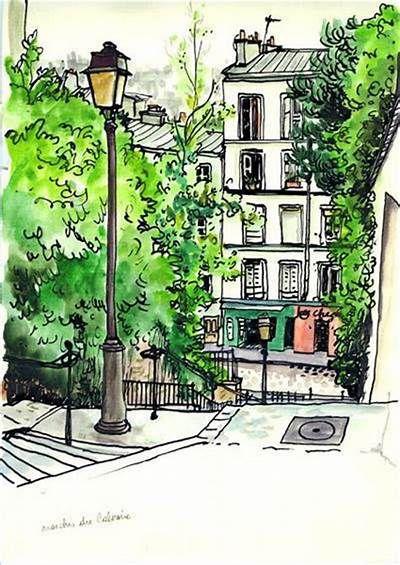 La soif de Montmartre de Bernard Dimey et Claire Dupoizat, ça vous dit quelque chose ?