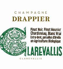 Champagne : la Cuvée Clarevallis de Drappier, ça vous dit quelque chose ?