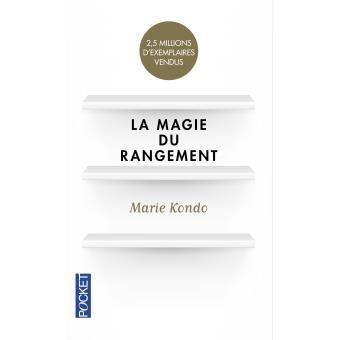 """""""La magie du rangement"""" de Marie Kondo: test et avis."""