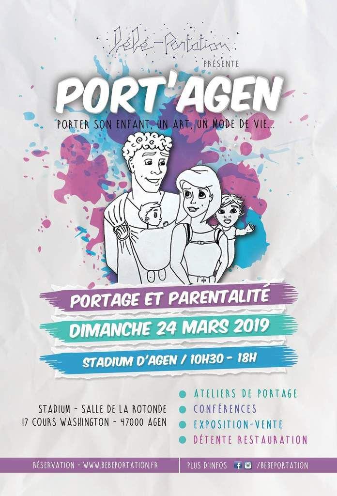 Le salon Port'Agen: dimanche 24/03/2019