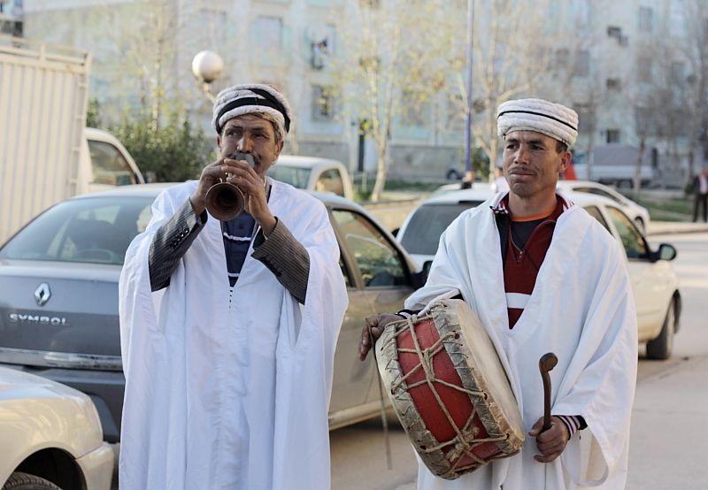 "Les ""Symbol"" passent, mais la Tradition reste...(Photo: Tedjani Karim)"