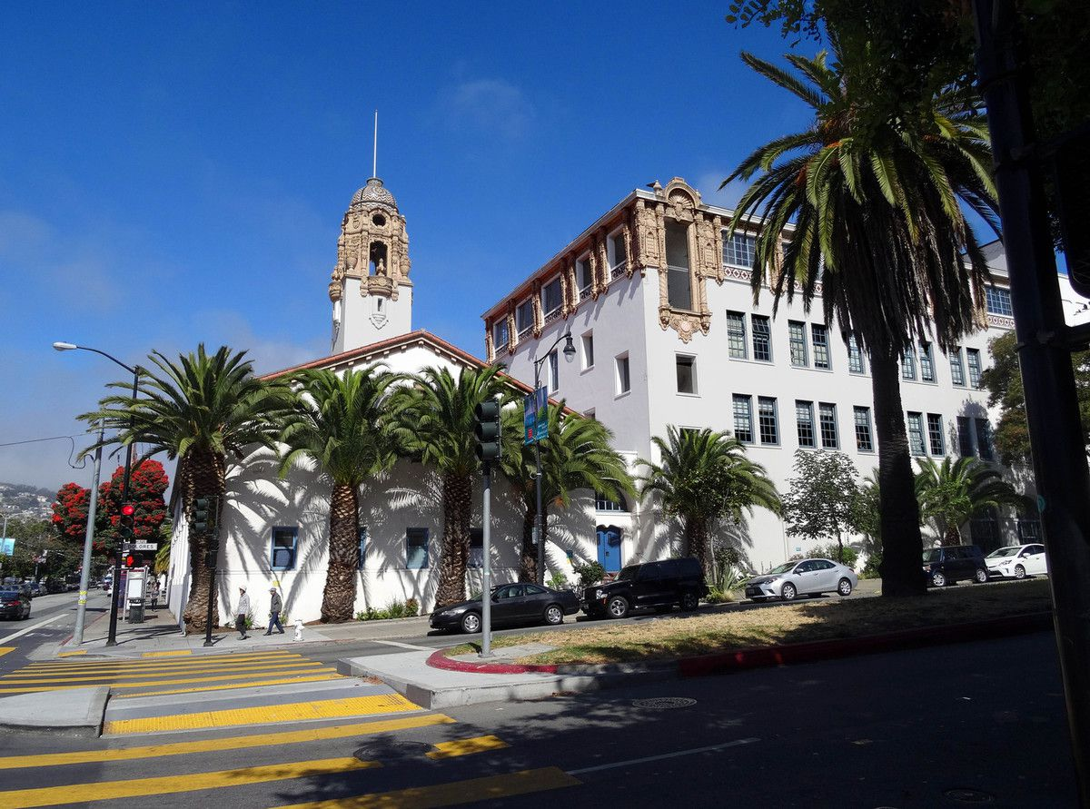 San Francisco Mission High School