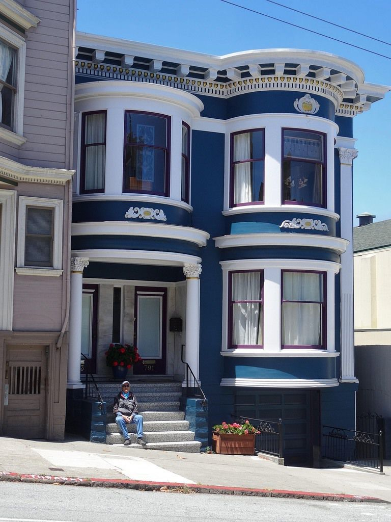 San Francisco Grateful Dead House