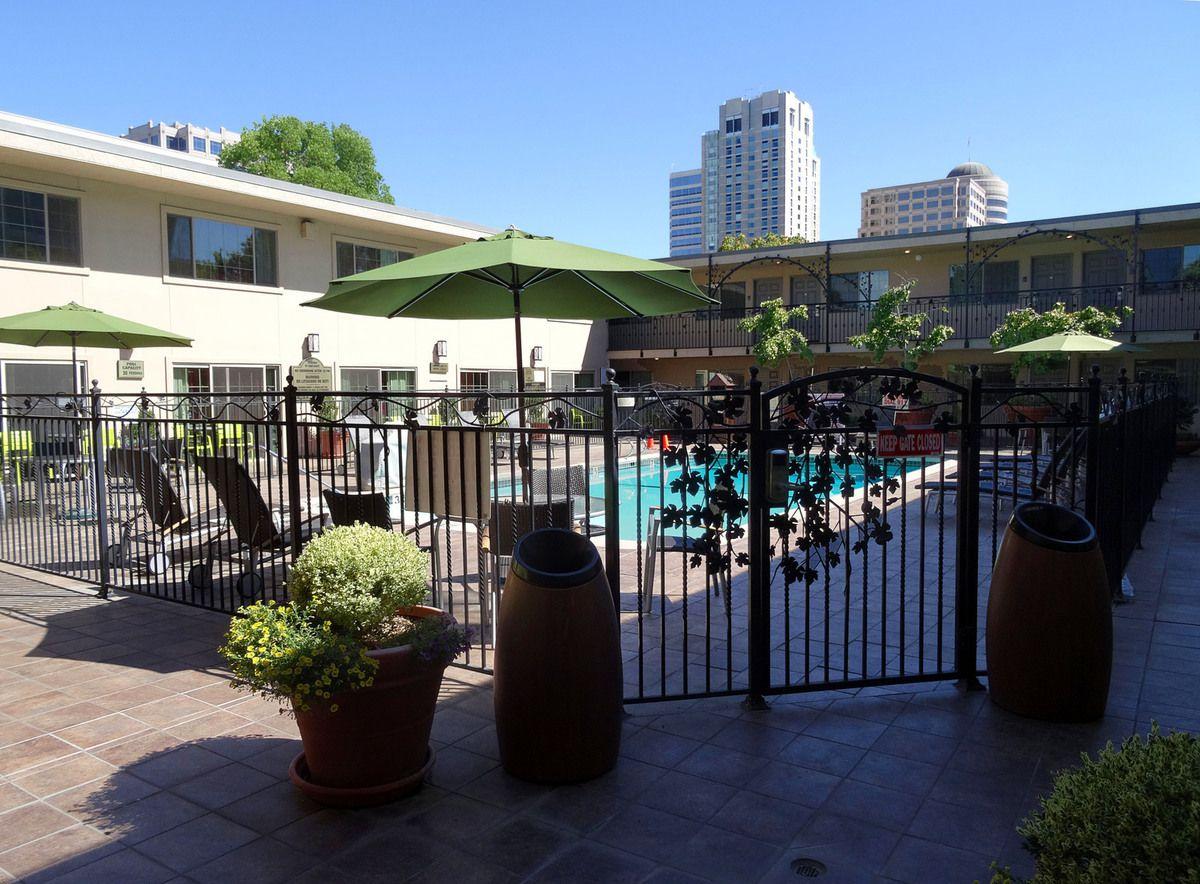 Sacramento Best Western Sutter House