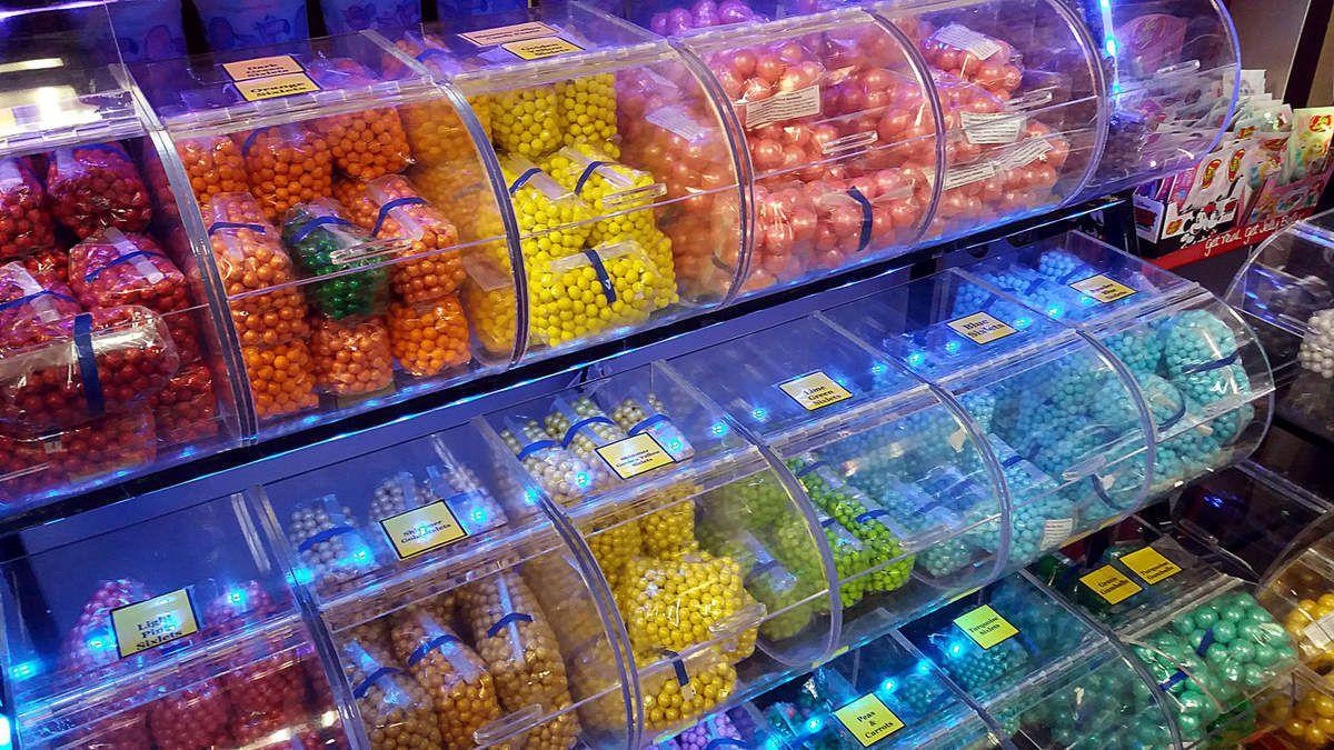 Sacramento Candy Heaven