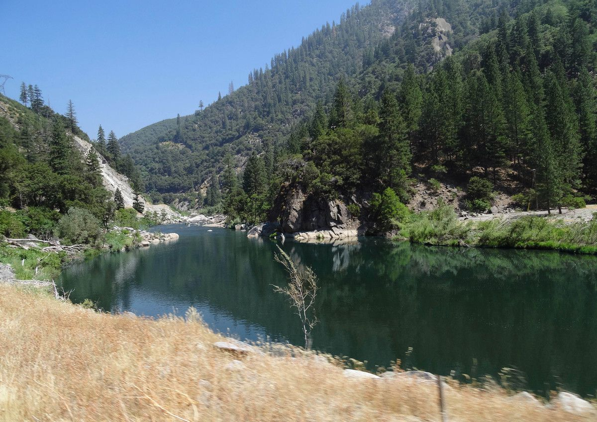Plumas Forest Feather River