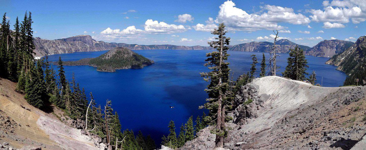 Crater Lake Discovery Point