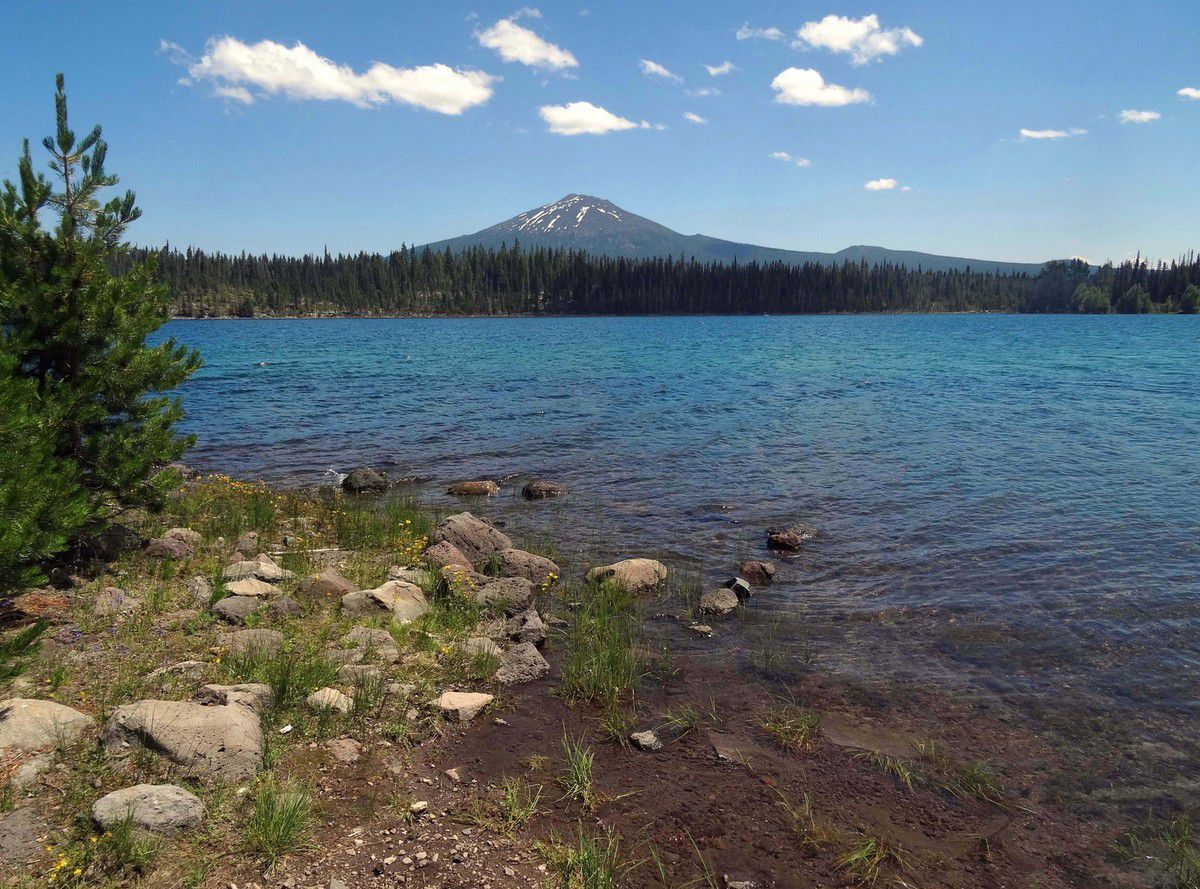 Elk Lake Oregon