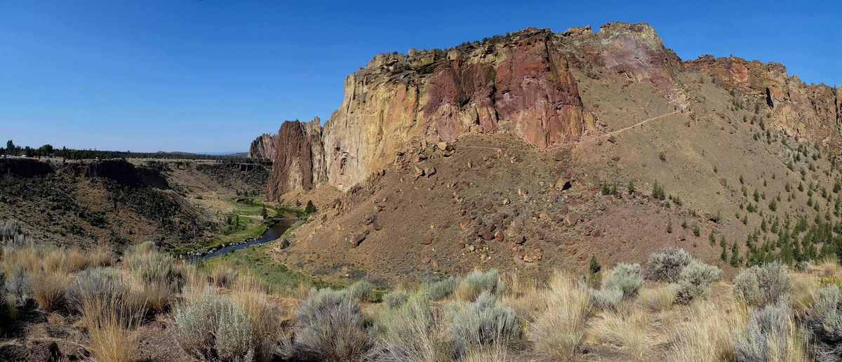 ALBUM ETE 2017 : SMITH ROCK et PAINTED HILLS