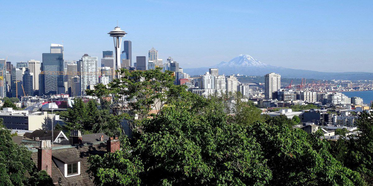 ALBUM ETE 2017 : SEATTLE