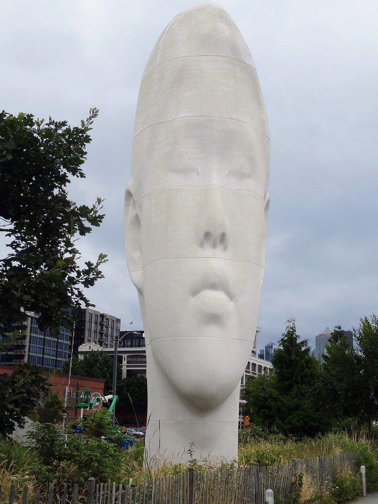 Seattle Olympic Sculpture Park Echo