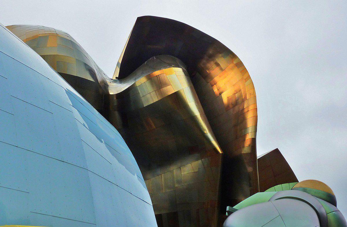 Seattle Museum of Pop