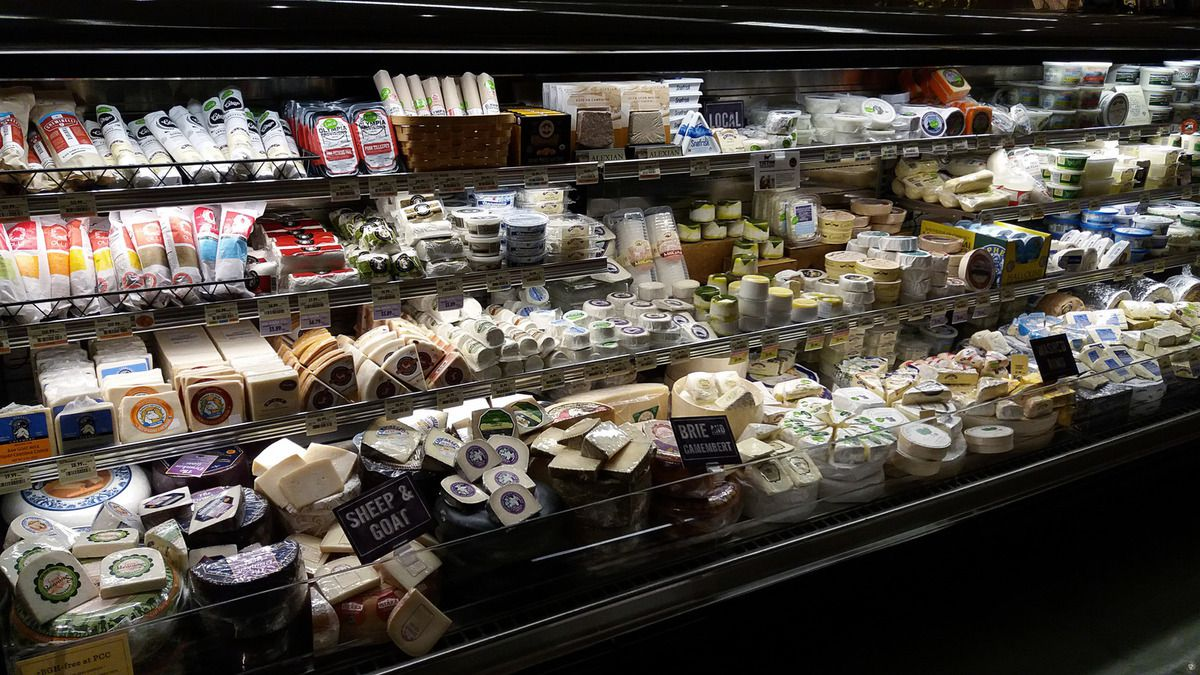 Seattle Fremont fromage