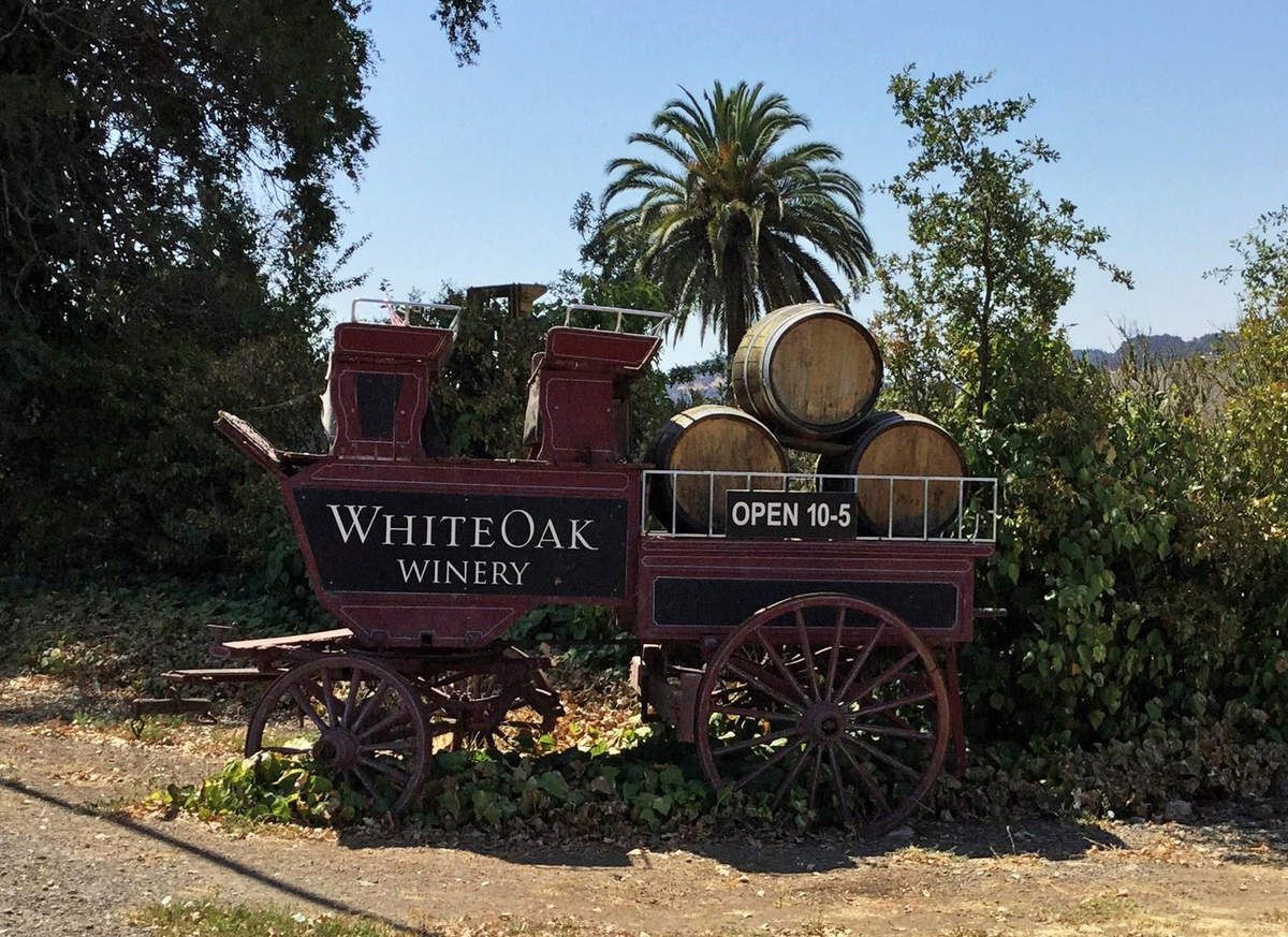 Napa Valley White Oak Winery