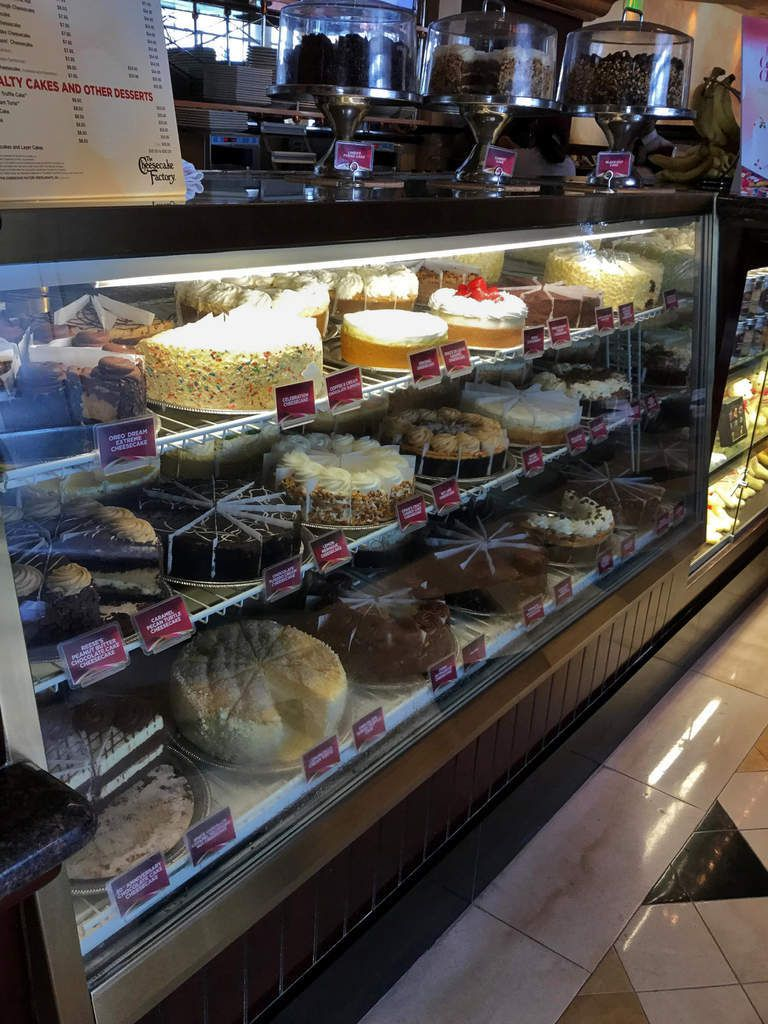 San Francisco Cheesecake Factory