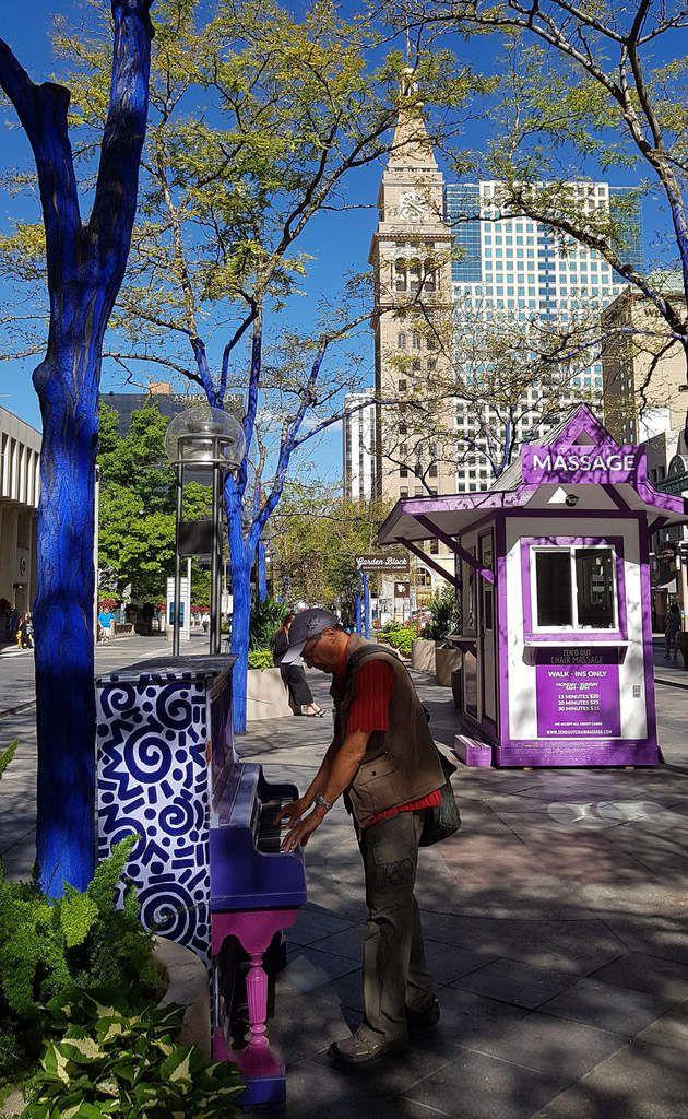 Denver 16th avenue piano