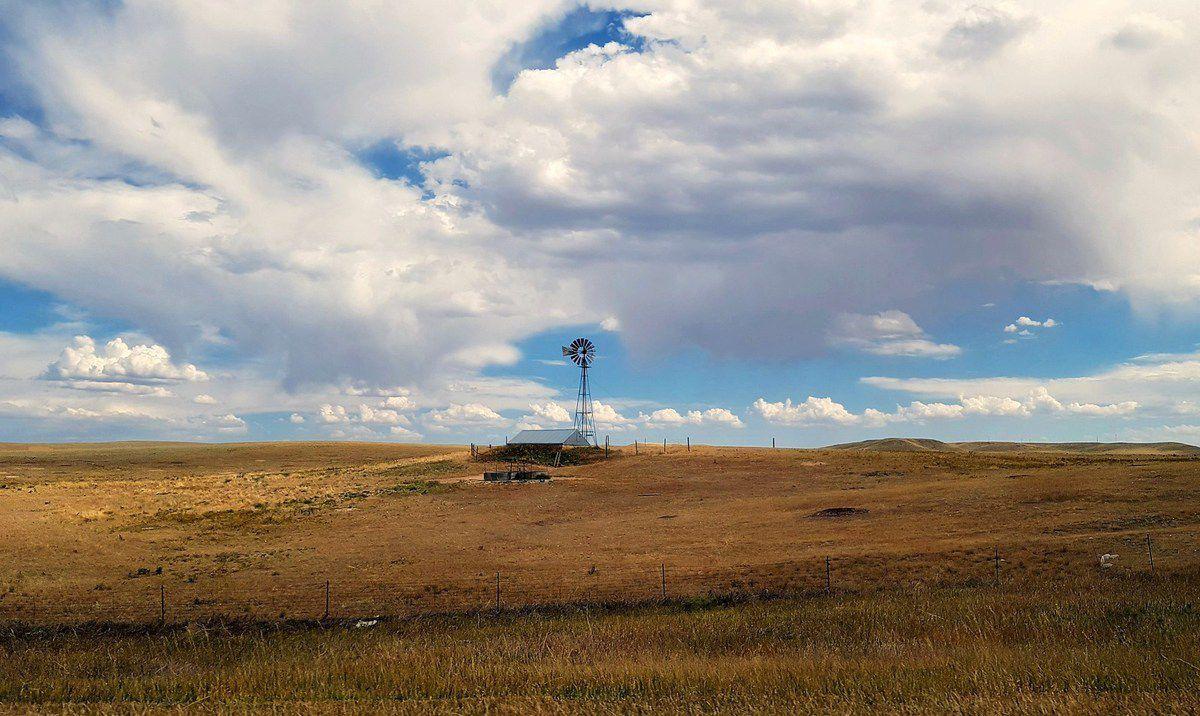 De Denver à Cheyenne ranch