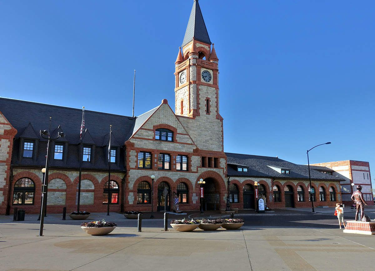 Cheyenne Depot Station
