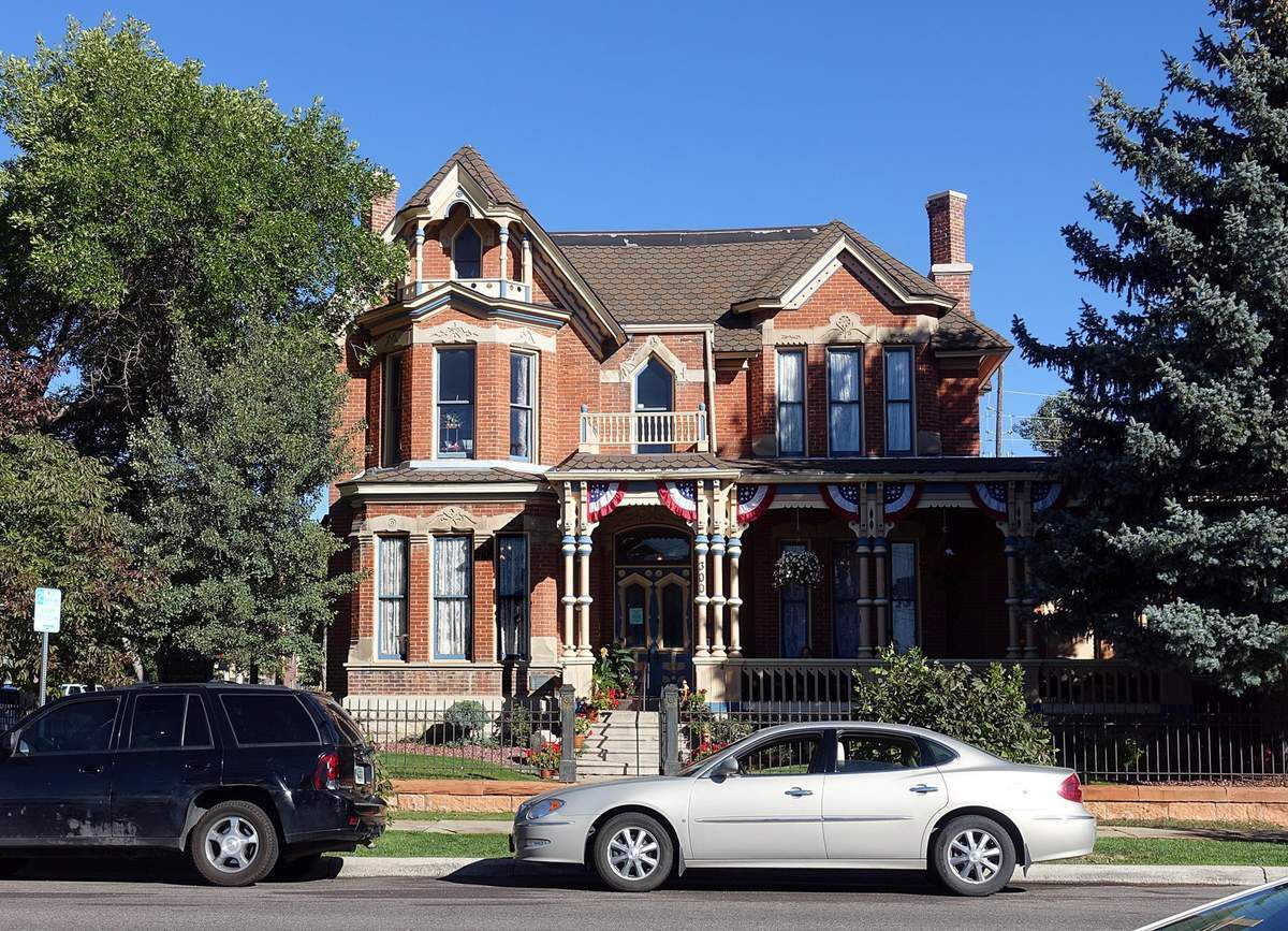 Cheyenne Mansion
