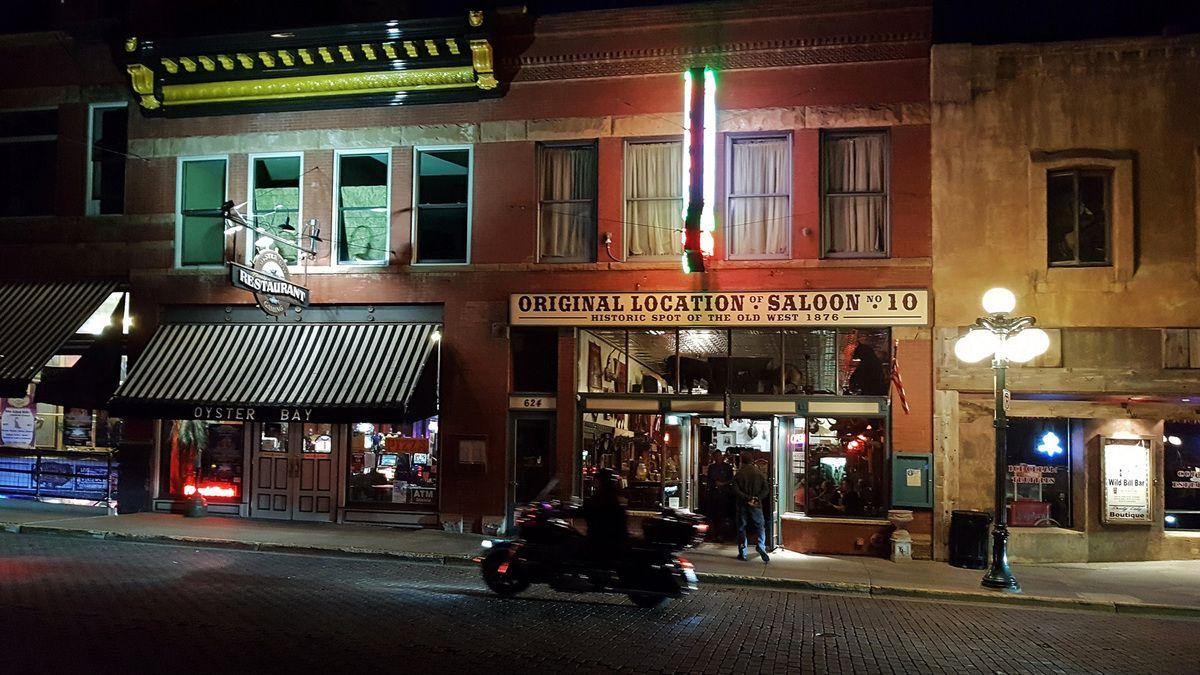Deadwood Original Saloon n°10