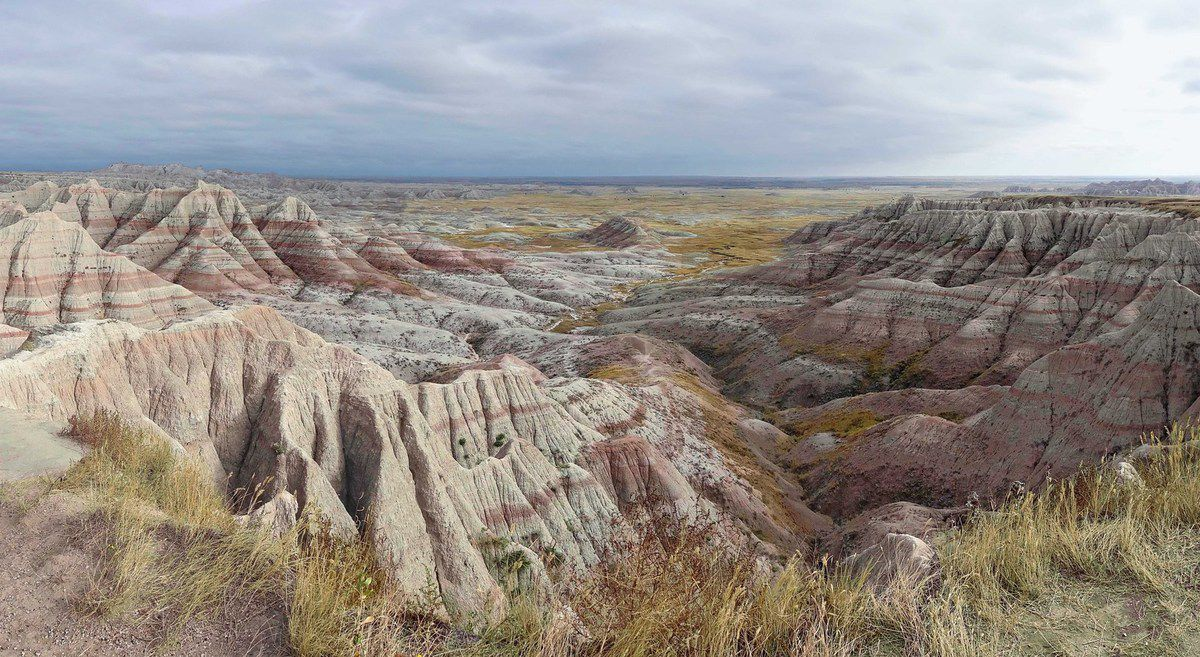 Badlands Panorama Point