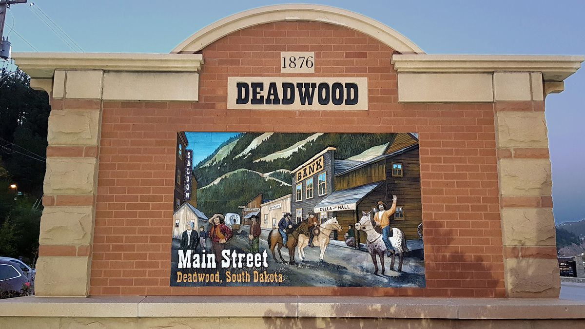 ALBUM AUTOMNE 2018 : DEADWOOD - WALL DRUG