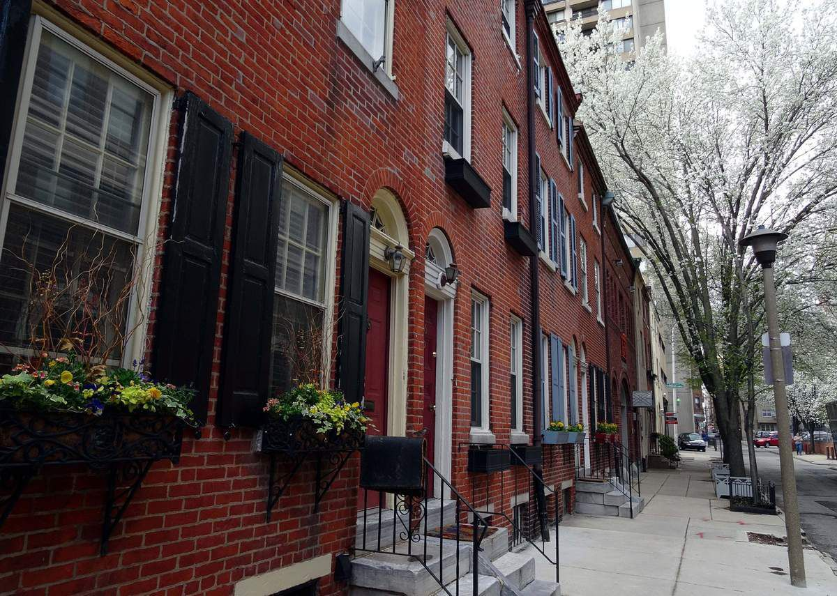Philadelphie Society Hill