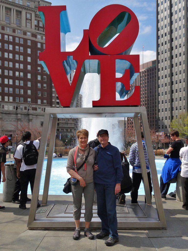 Philadelphie Love Park