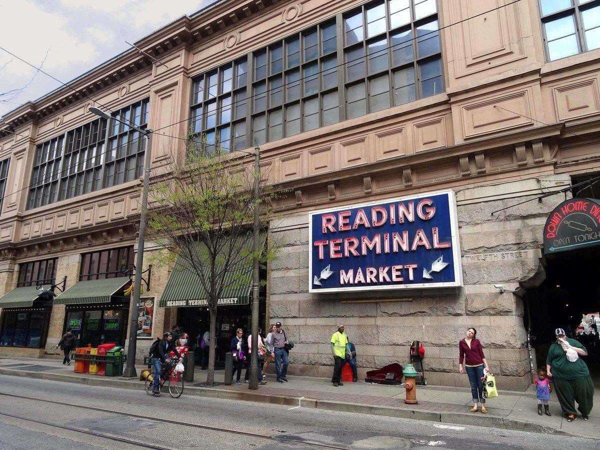 Philadelphie Reading Market